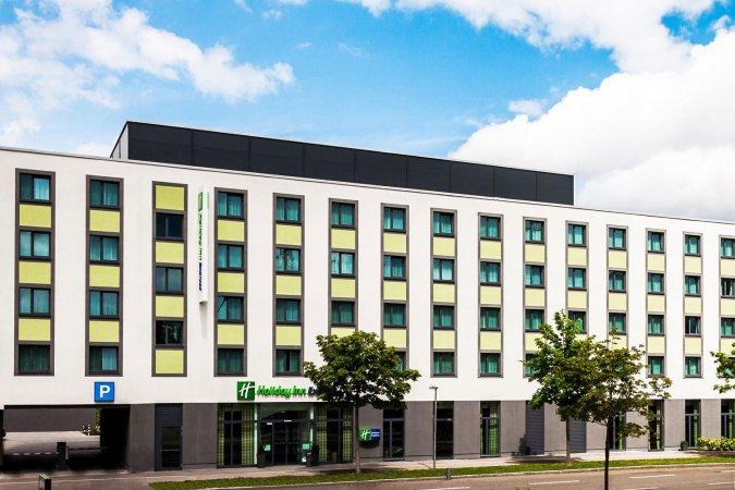 4 Tage zu zweit im Holiday Inn Express Augsburg in der Fuggerstadt Augsburg