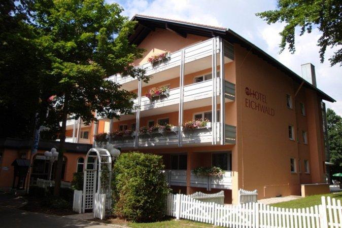 4 Tage zu zweit im PTI Hotel Eichwald in Bad Wörishofen erleben - Winter Saison