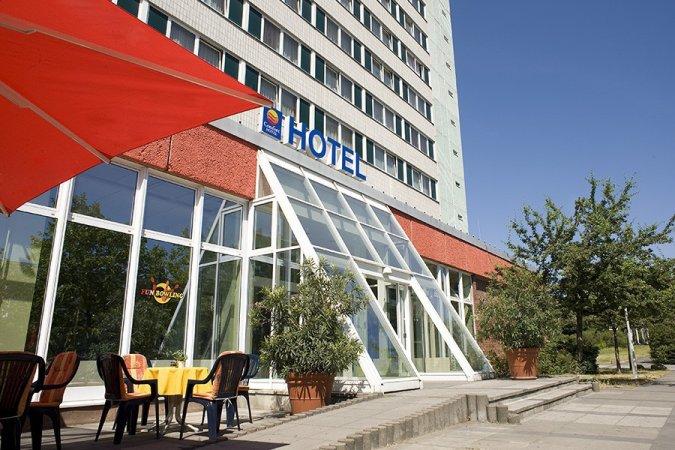 4 Tage zu zweit im Comfort Hotel Berlin Lichtenberg - der Stadt an der Spree