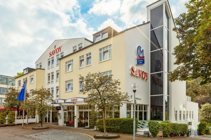 4 Tage im 4* CityClass Hotel Savoy in der grünen Mitte zwischen Düsseldorf und Köln erleben