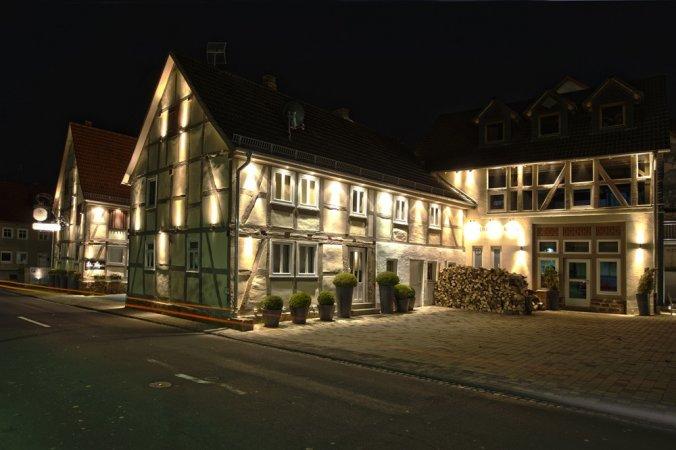 Erholungsurlaub im 4* Landhotel Kern in Bad Zwesten - Hessen