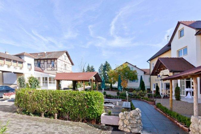 4 Tage Wohlfühl - Halbpension im Hotel Gut Wildbad in Wemding - Donau-Ries