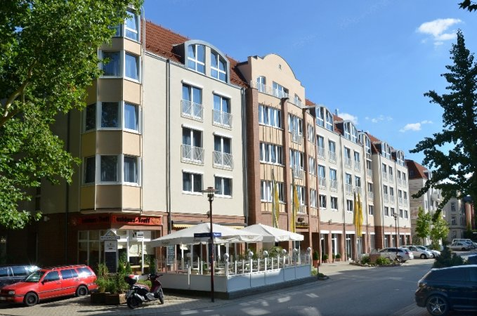 Städte Kurzurlaub im 4* Ringhotel Residenz Alt Dresden in Dresden