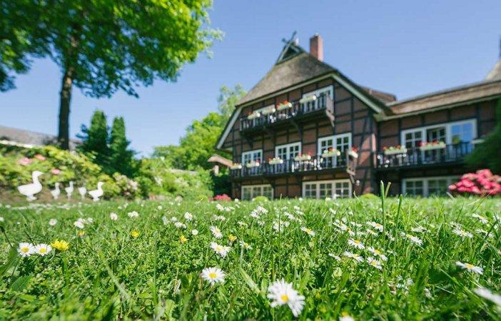 3 Tage im Hotel Landhaus Höpen in der Lüneburger Heide