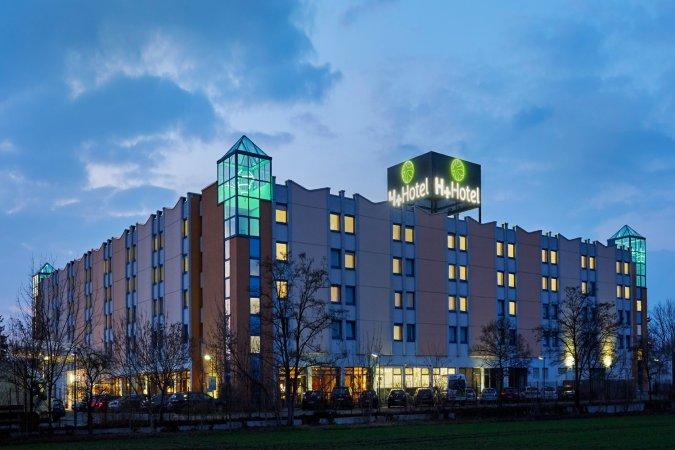 3 Tage Urlaub im H+ Hotel Leipzig-Halle erleben
