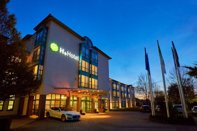 3 Tage Kurzurlaub in einem von 9 Deutschen H+ Hotels Ihrer Wahl