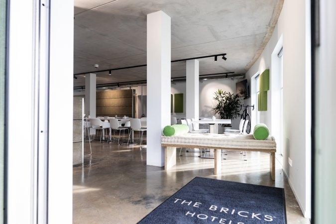 3 Tage Kurzurlaub im Fichtelgebirge für zwei im The Bricks Hotel Marktredwitz