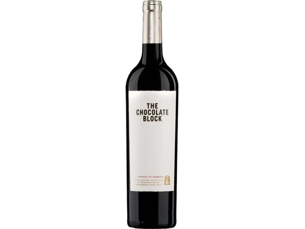 Boekenhoutskloof The Chocolate Block 2018 75cl