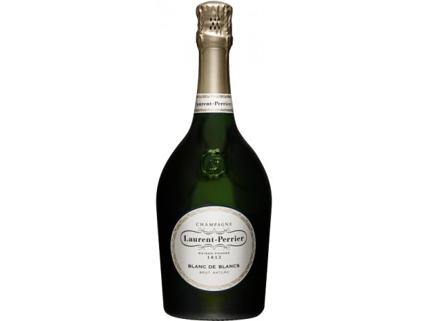 Laurent Perrier Champagne Blanc de Blancs Nature 75cl