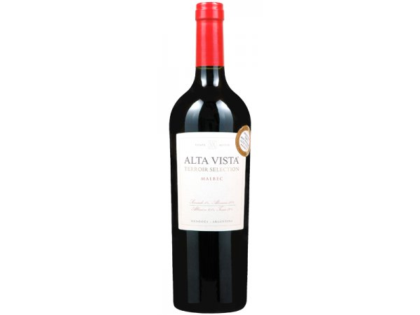 Alta Vista Malbec Terroir Selection 2017 75cl