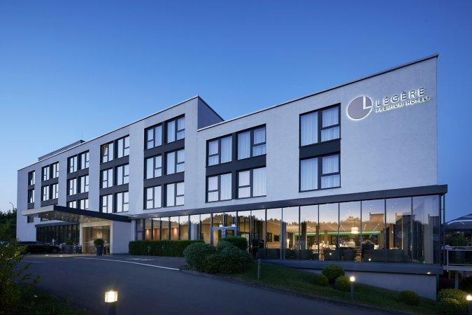 3 Tage Erholungsurlaub in Luxemburg genießen im 4*S Legere Hotel Luxembourg
