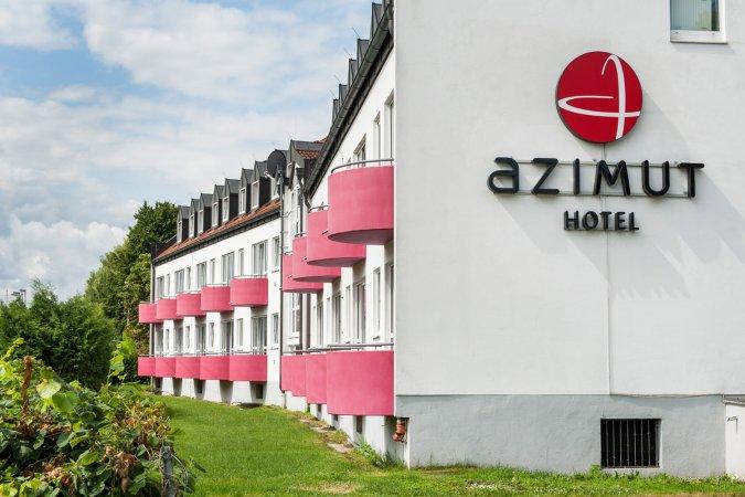 4 Tage Erholungsurlaub zu zweit in Oberbayern im AZIMUT Hotel Erding