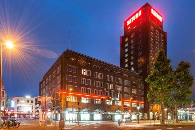 4 Tage Städtereisen Kurzurlaub zu zweit nach Köln ins 4* AZIMUT Hotel Cologne