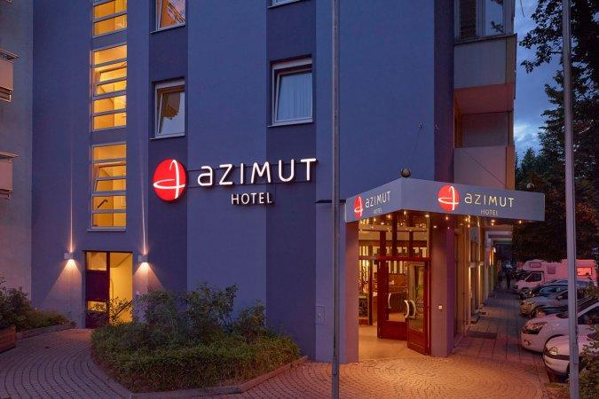 4 Tage Städtereisen Kurzurlaub zu zweit nach Nürnberg ins 3*S AZIMUT Hotel Nuremberg