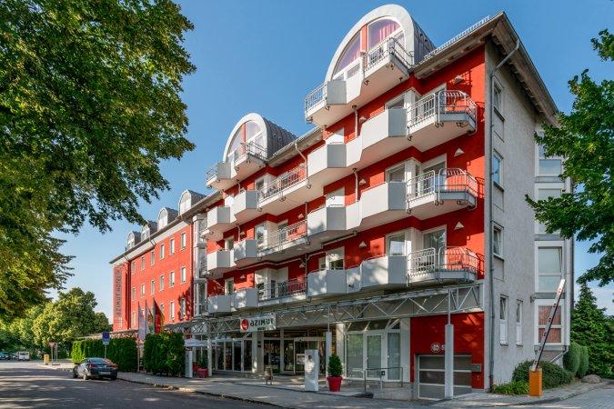 4 Tage Städtereisen Kurzurlaub zu zweit im 4* AZIMUT Hotel Dresden