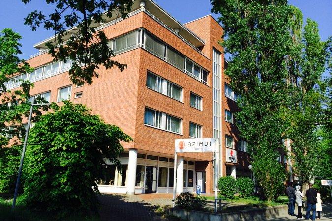4 Tage Hauptstadt Kurzurlaub zu zweit im AZIMUT Hotel Berlin City South