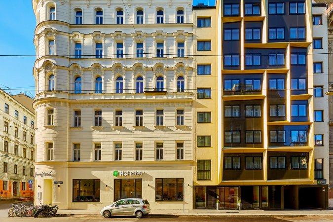 3 Tage Urlaub in der Donaumetropole Wien im H+ Hotel Wien