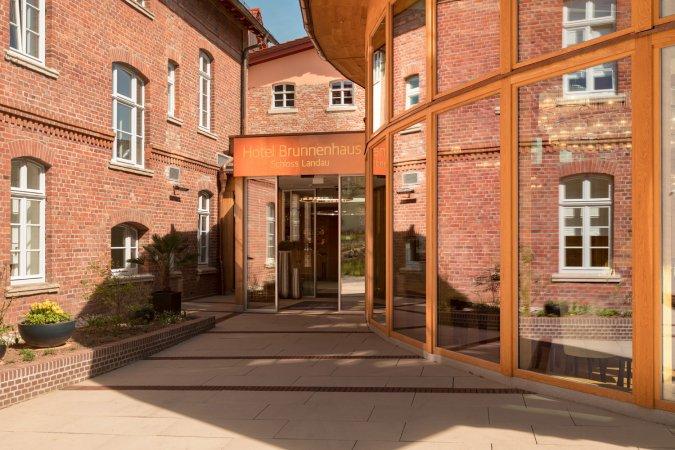 3 Tage Urlaub zu zweit in Bad Arolsen bei Kassel im Hotel Brunnenhaus Schloss Landau