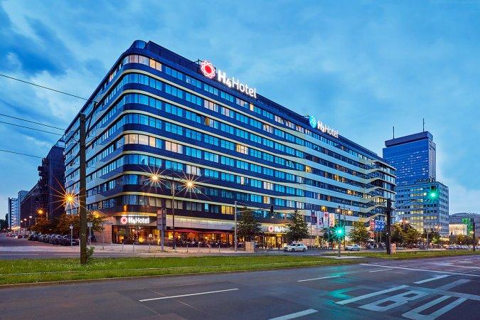 3 Tage Kurzurlaub in einem von 8 Deutschen H4 Hotels Ihrer Wahl