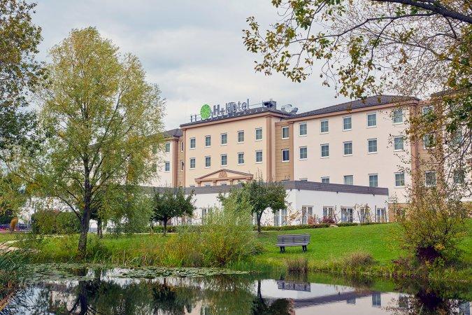 3 Tage Kurzurlaub im H+ Hotel Frankfurt Airport West erleben