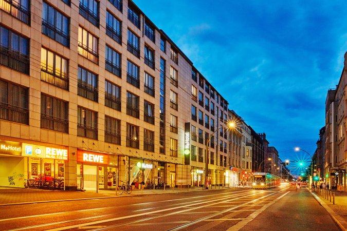 3 Tage Urlaub im 4* H+ Hotel Berlin Mitte in unserer Hauptstadt genießen