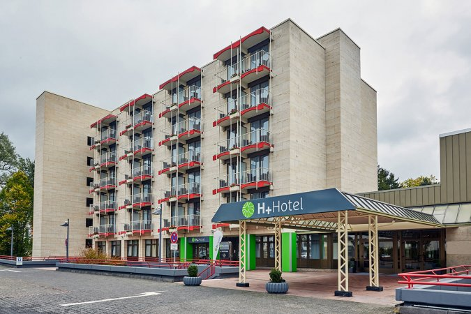 3 Tage im H+ Hotel Bad Soden zwischen Taunus & Frankfurt