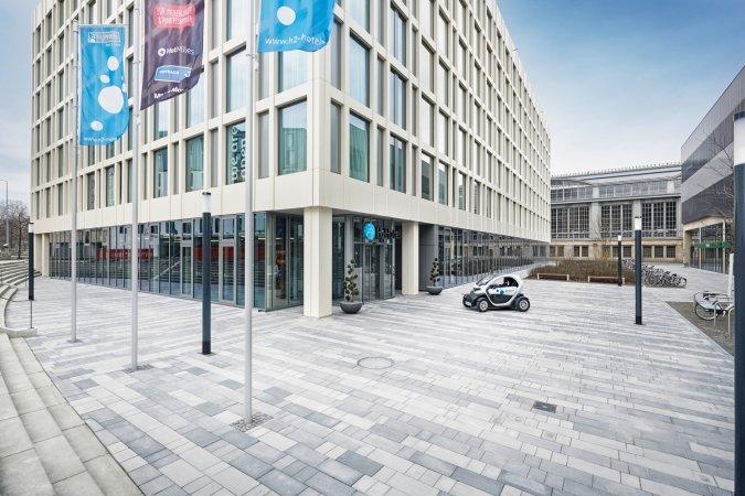 2020  SPECIAL - 3 Tage zu zweit im ganz neuen H2 Hotel Leipzig -2020 SPECIAL