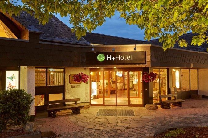 4 Tage Erholungsurlaub im 3*S H+ Hotel Willingen im Hochsauerland erleben