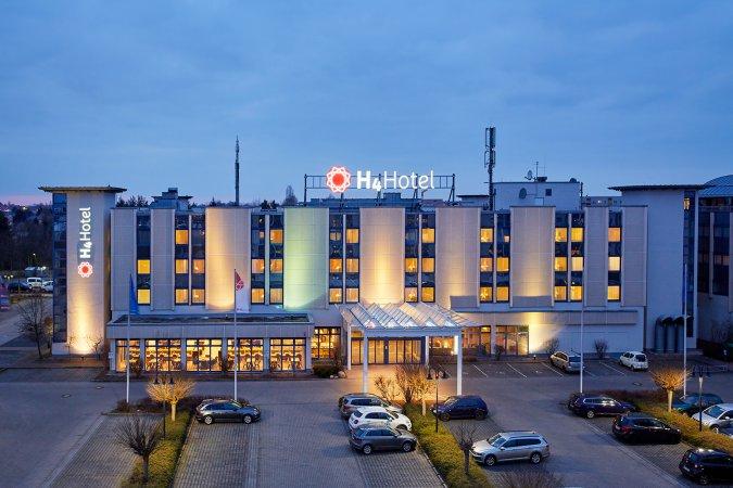 3 Tage H4 Hotel Leipzig & 2 Eintrittskarten für den Zoo Leipzig