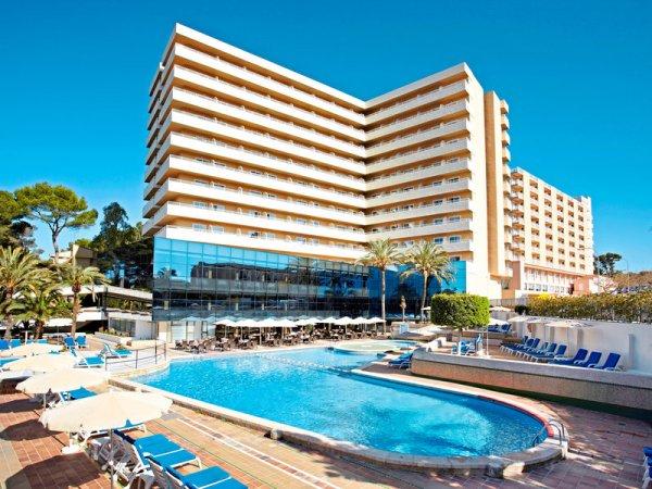 5 Tage auf Mallorca im 4* Grupotel Taurus Park in Playa de Palma