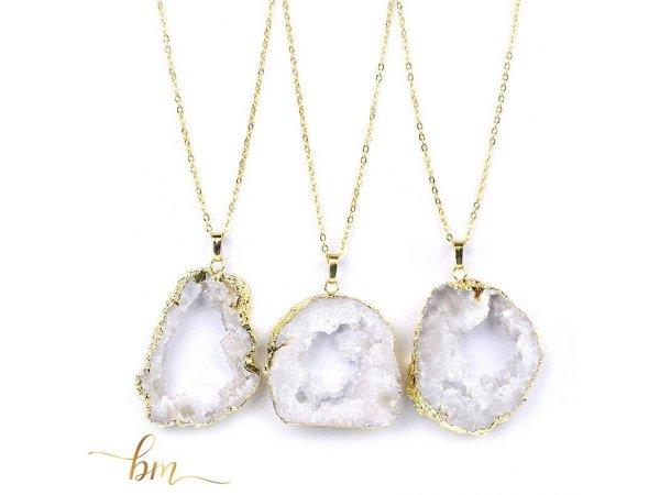 Pearl pendant in Druze