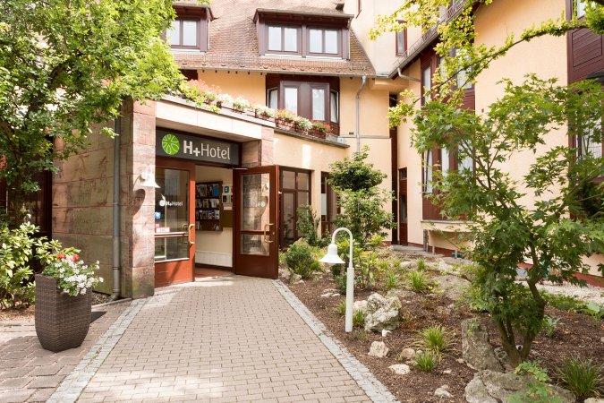 3 Tage Urlaub im H+ Hotel Nürnberg erleben
