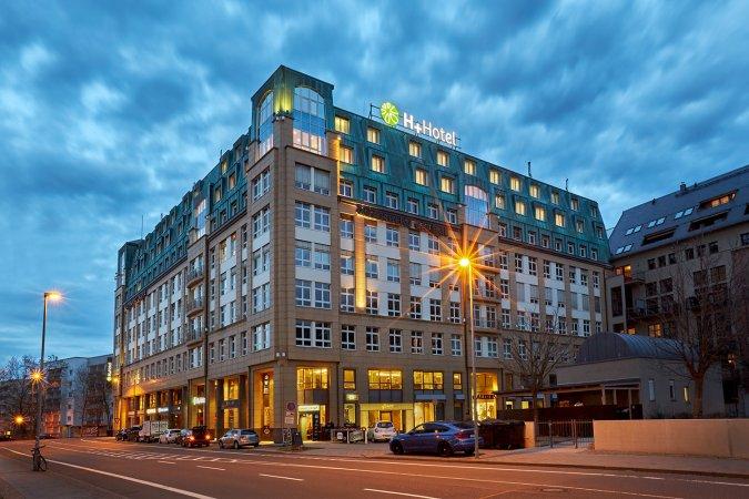 3 Tage zu zweit im H+ Hotel Leipzig City