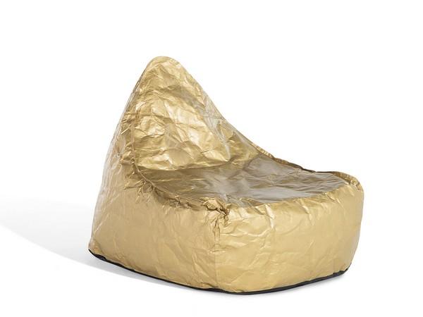 Sitzsack DROP golden CH