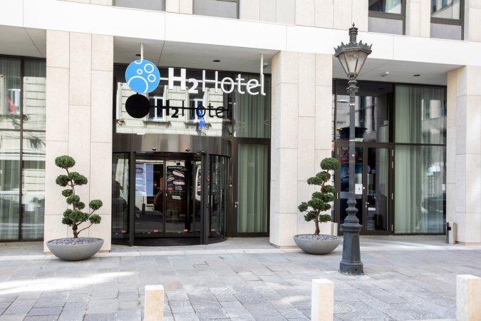 NEUERÖFFNUNG - 3 Tage im H2 Hotel Budapest die ungarische Hauptstadt erleben