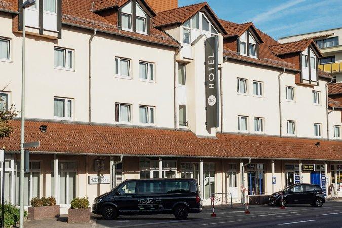 3 Tage Kurzurlaub zu zweit im Taste Smart Hotel Lampertheim