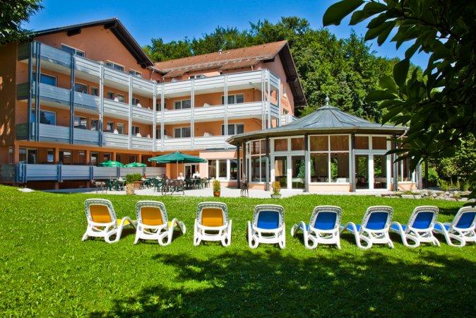 4 Tage Kurzurlaub im PTI Hotel Eichwald in Bad Wörishofen & 2 Tickets für die THERME Bad Wörishofen - Sommer Saison