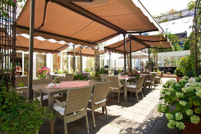 Erholungsurlaub für 1 Person im 4* President Hotel Bonn