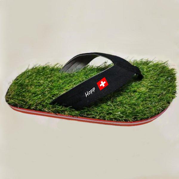 Grass Flip Flop Schweiz