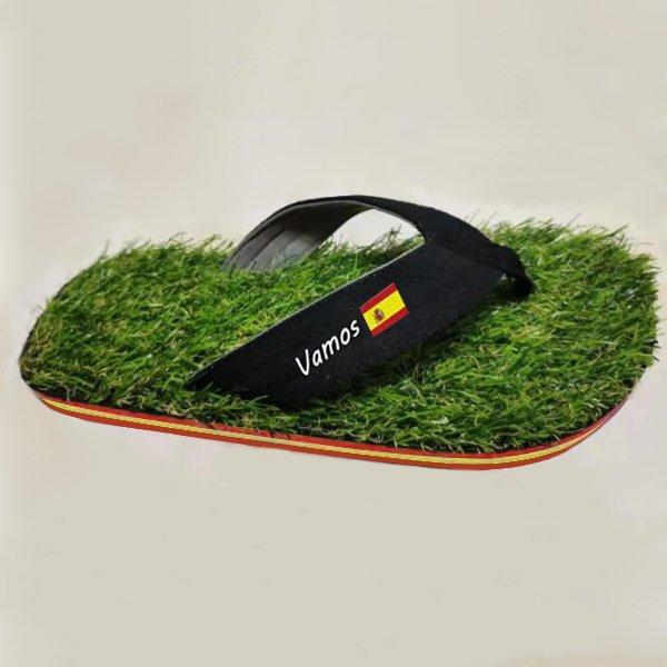 Grass Flip Flop Spanien