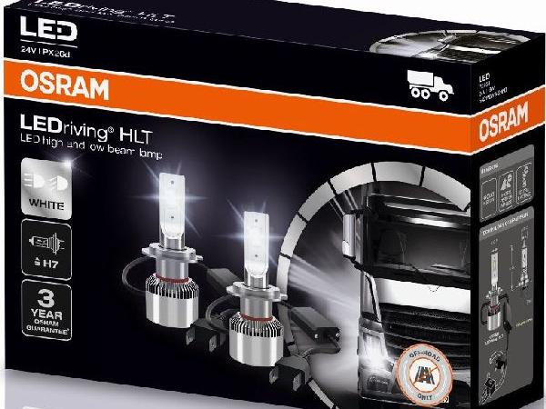 LEDriving HLT H7 24V/18W/PX26d