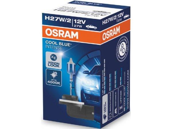 COOL BLUE INTENSE H27W/2 12V 27W PGJ13