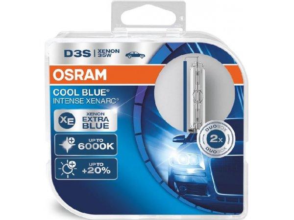 Glühlampen D3S XENARC CBI Duobox 35W PK32d-5