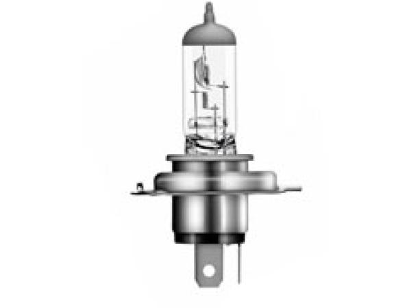 Glühlampe H4 SUPER 12V 60/55W P43t