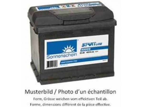 Start Line 12V/140Ah/800A LxBxH 513x189x223mm/B0/S:3