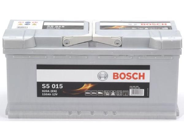 Batería de arranque Bosch 12V/110Ah/920A L x An x Al 393x175x190mm/S: 0