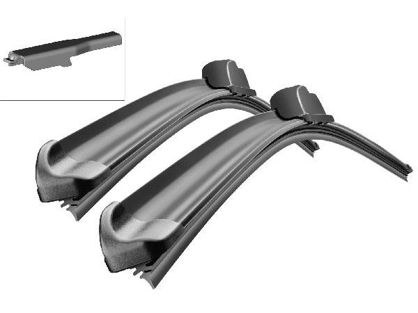 Wischblatt Aerotwin Paar 500/500mm