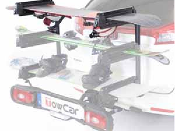 Erweiterung Ski-Snowboardtr. Aneto 2 zusätzliche Skis/Snowb.