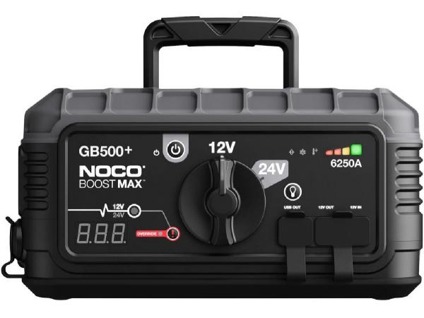 Genius Boost MAX jump starter 6250A/12-24V