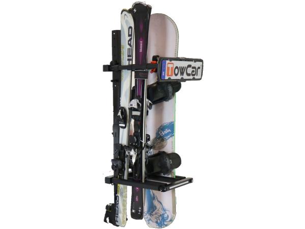 Ski - Snowboardträger Cerler für 6 Ski oder 2 Snowb.+ 2 Ski